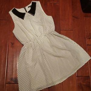 Forever 21 polka dot dress